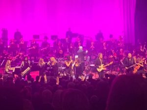 Rhapsody In Rock 30 år Vocalettes